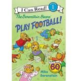 Harper Collins Berenstain Bears Play Football, Level 1
