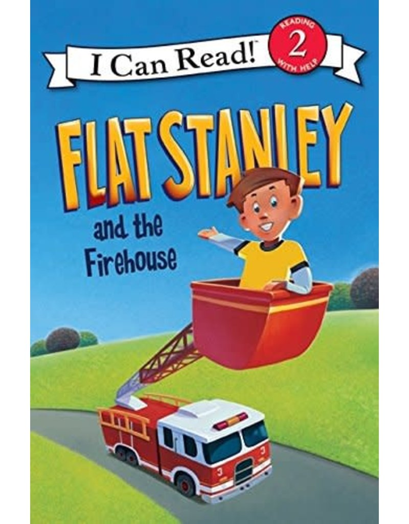 Harper Collins Flat Stanley and the Firehouse, Level 2