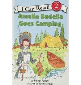 Harper Collins Amelia Bedelia Goes Camping, Level 2
