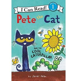 Harper Collins Pete the Cat and the Cool Caterpillar, Level 1