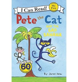 Harper Collins Pete the Cat and the Bad Banana, My First