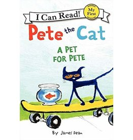 Harper Collins Pete the Cat A Pet for Pete, My First