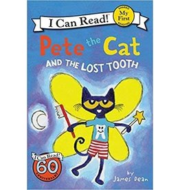 Harper Collins Pete the Cat & the Lost Tooth, My First