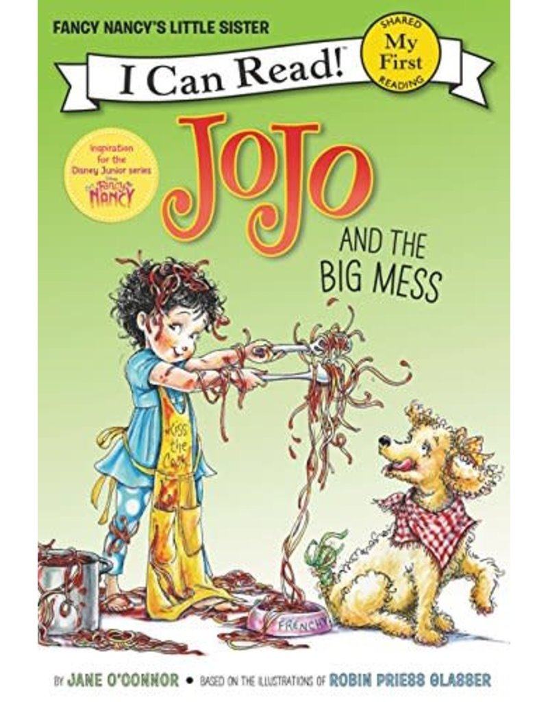 Harper Collins JoJo and the Big Mess, My First