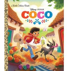 Random House Coco Little Golden Book