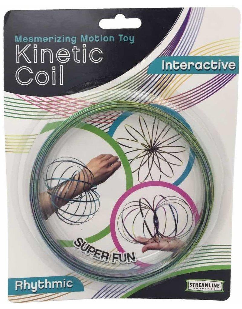Streamline Kinetic Coil