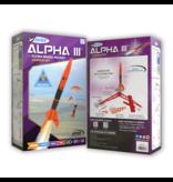 Estes Rockets Alpha III Complete Rocket Launch Set