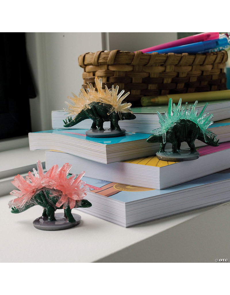 Mindware Crystal Formations Dinosaurs