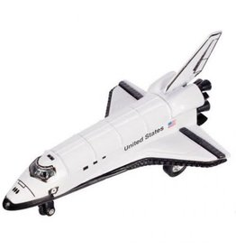 Pull Back Space Shuttle