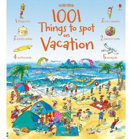 Educational Dev 1001 Things to Spot on Vacation