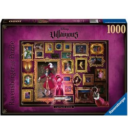 Ravensburger Disney Villainous: Captain Hook 1000 pc