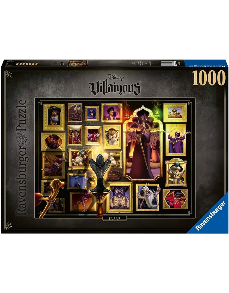 Ravensburger Disney Villainous: Jafar 1000 pc