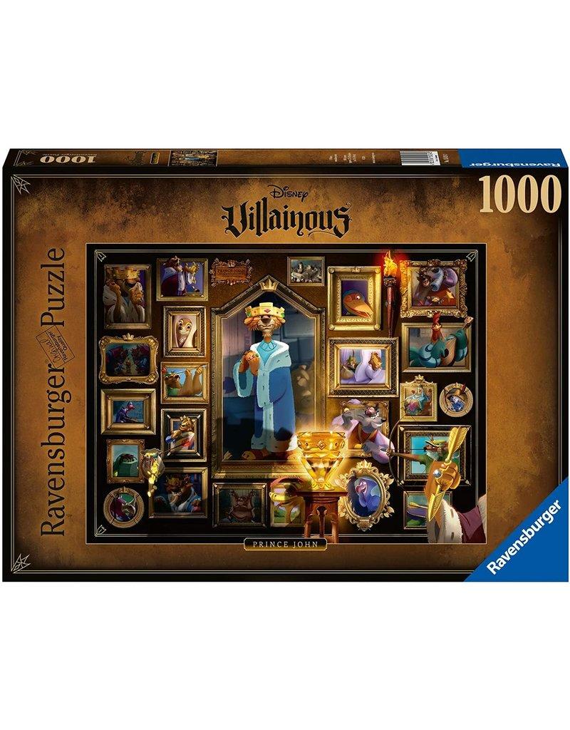 Ravensburger Disney Villainous: Prince John 1000 pc