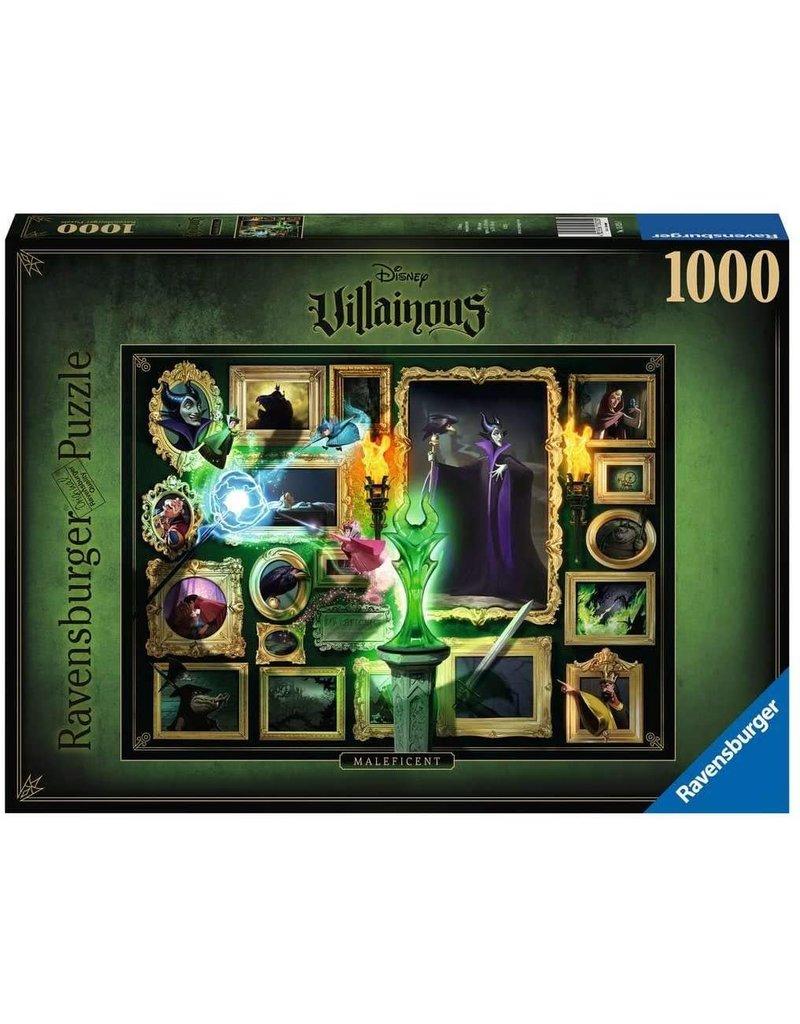 Ravensburger Disney Villainous: Maleficent 1000 pc