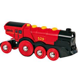 Ravensburger Brio Mighty Red Locomotive