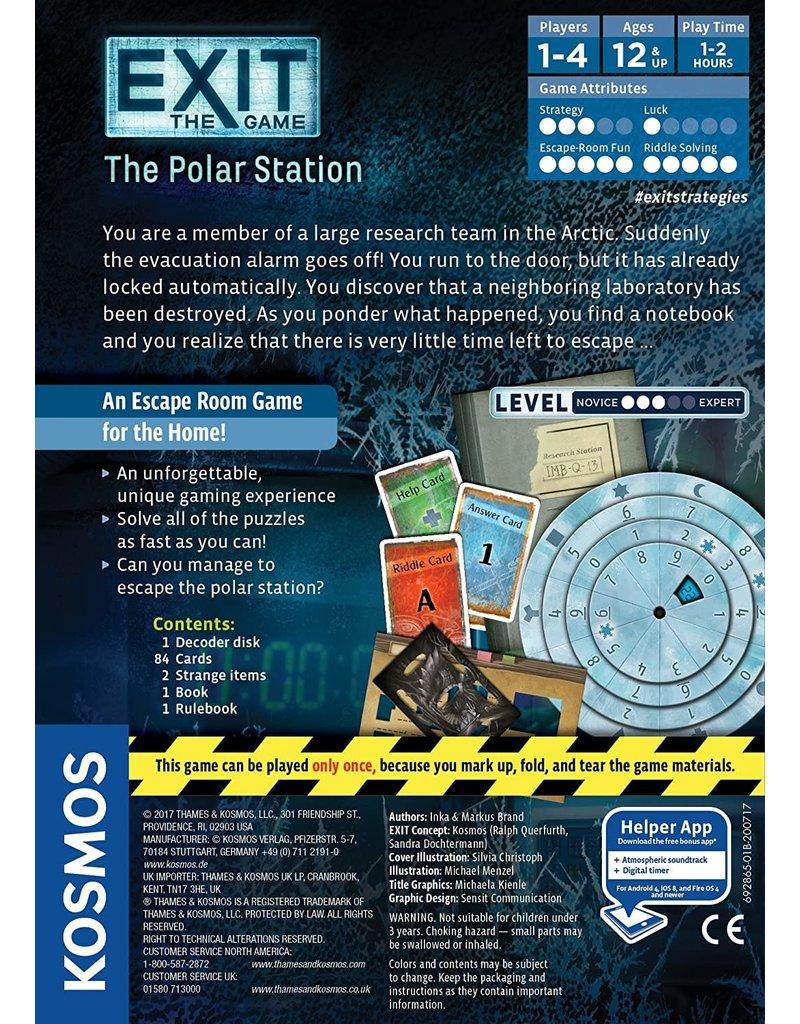 Thames and Kosmos Exit: Polar Station