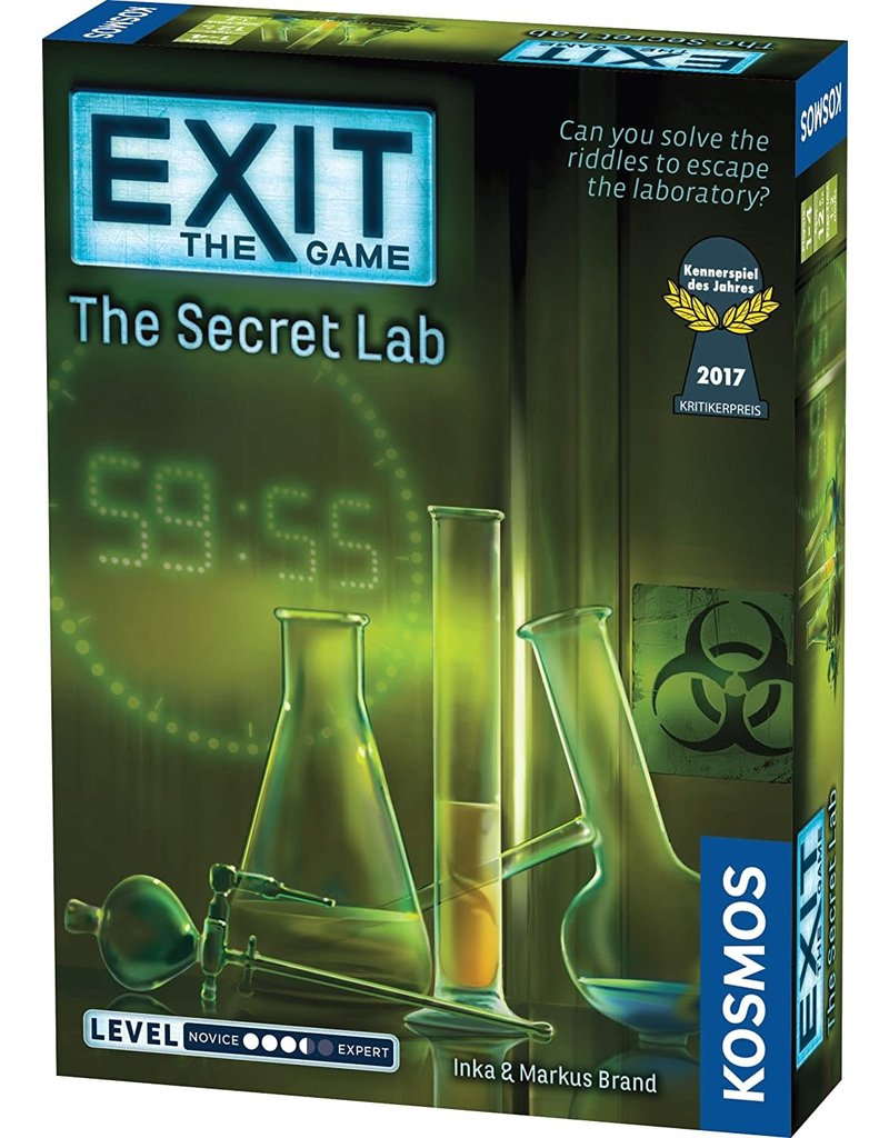 Thames and Kosmos Exit: The Secret Lab