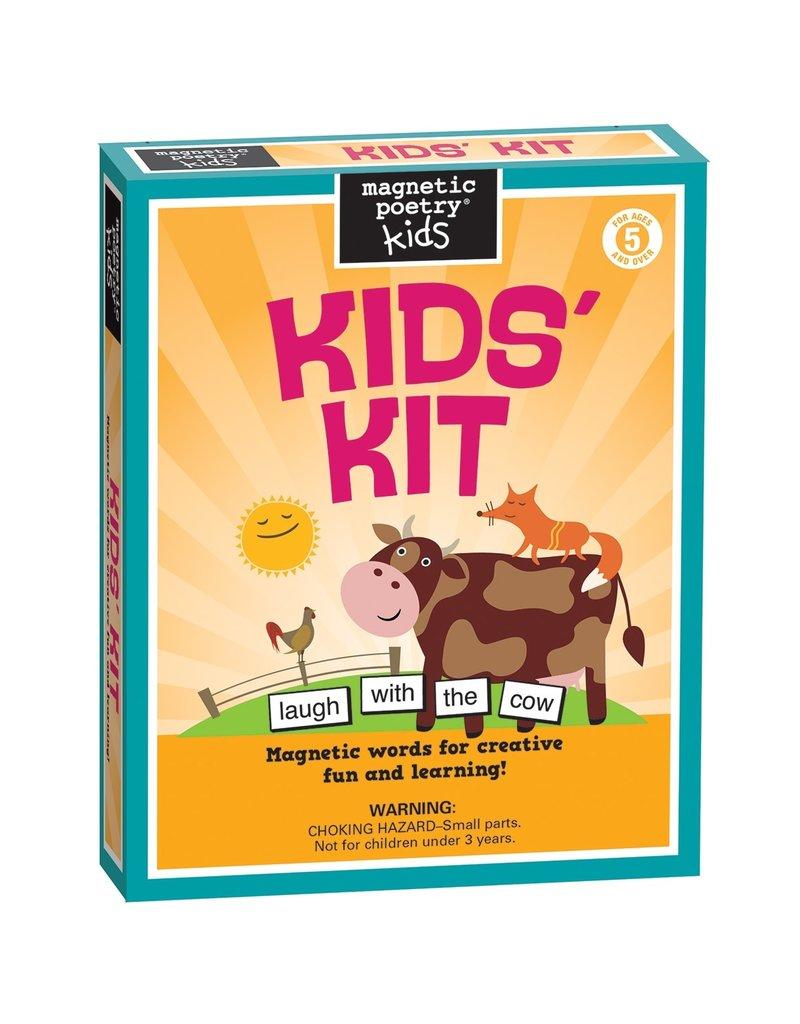 Magnetic Poetry Kids' Kit Magnetic Poetry