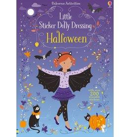 Usborne Little Sticker Dolly Dressing Halloween