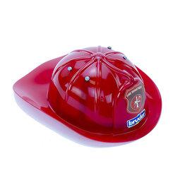 Bruder Red Fire Helmets