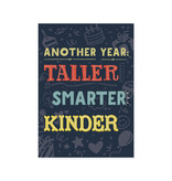 Peaceable Kingdom Happy Birthday Another Year Card