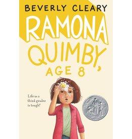 Harper Collins Ramona Quimby Age 8