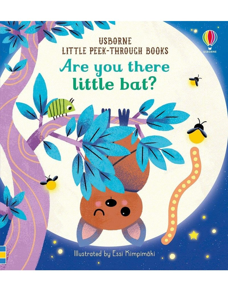 Usborne Are You There Little Bat?