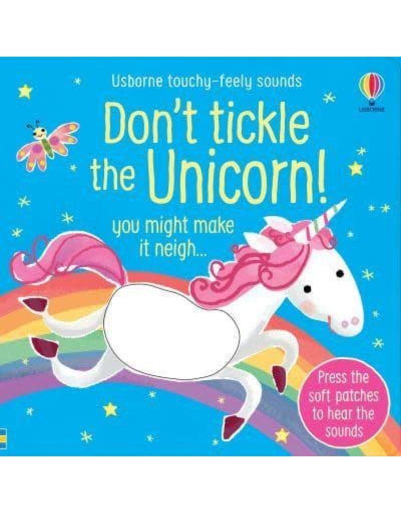 Usborne Don't Tickle the Unicorn