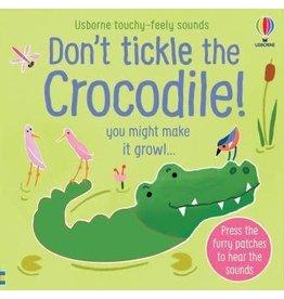 Usborne Don't Tickle the Crocodile!