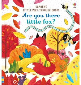 Usborne Are You There Little Fox?