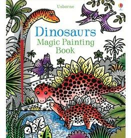 Usborne Magic Painting Dinosaurs