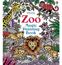 Usborne Magic Painting Zoo