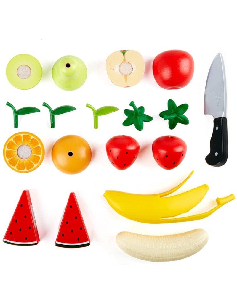 Hape Healthy Fruit Playset