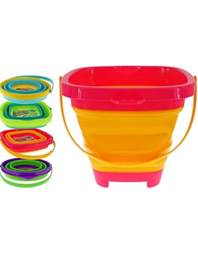 Expandable Bucket w/Shovel