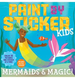 Workman Pub Paint by Sticker Mermaids & Magic