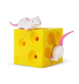 Play Visions Stretchy Mice & Cheese