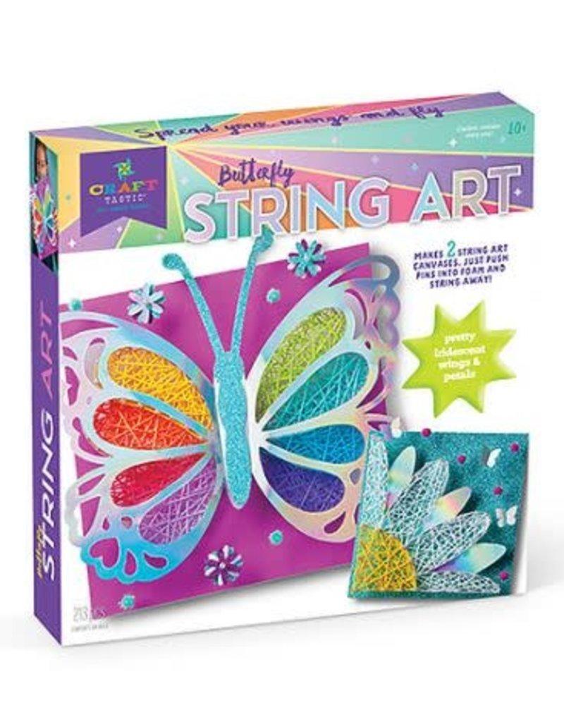 Ann Williams Craft-tastic Butterfly String Art