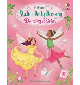 Usborne Sticker Dolly Dressing Dancing Fairies