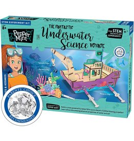 Pepper Mint Pepper Mint in the Fantastic Underwater Science Voyage