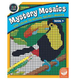 Mindware Mystery Mosaics Book 7