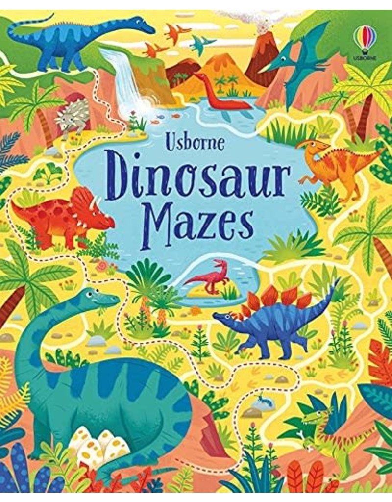 Usborne Dinosaur Mazes