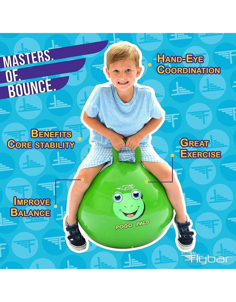 "Flybar Frog Pogo Pal Ball 18""/45cm"