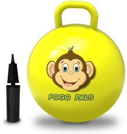 "Flybar Monkey Pogo Pal Ball 22""/55cm"