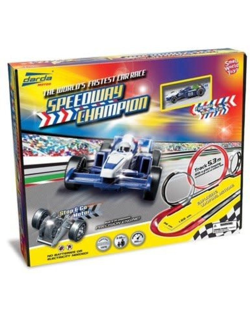 Darda Darda - Speedway Champion