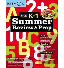 Kumon Summer Review & Preparation K-1