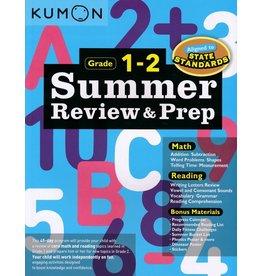 Kumon Summer Review & Preparation 1-2