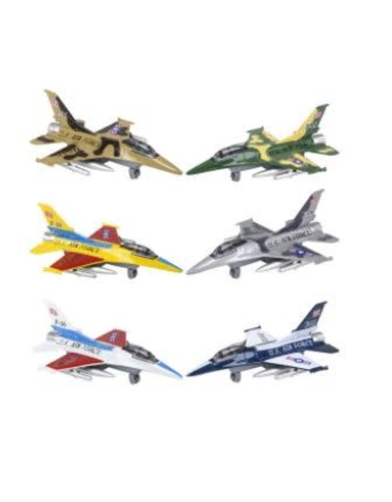 F16 Die Cast Jet