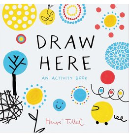 Chronicle Books Draw Here