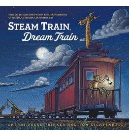 Chronicle Books Steam Train, Dream Train