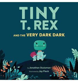Chronicle Books Tiny T. Rex and the Very Dark Dark